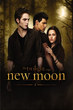 movie poster for The Twilight Saga: New Moon (2009)