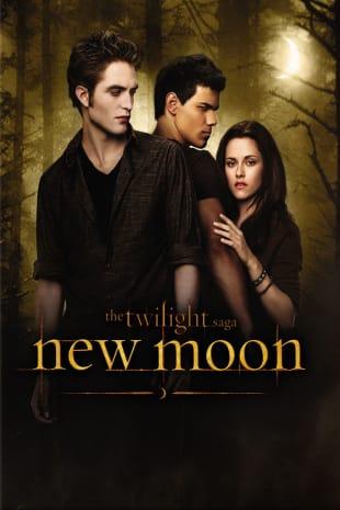 movie poster for The Twilight Saga: New Moon