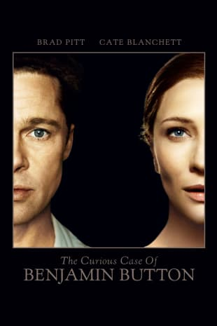 movie poster for The Curious Case Of Benjamin Button