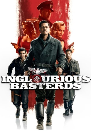 movie poster for Inglourious Basterds