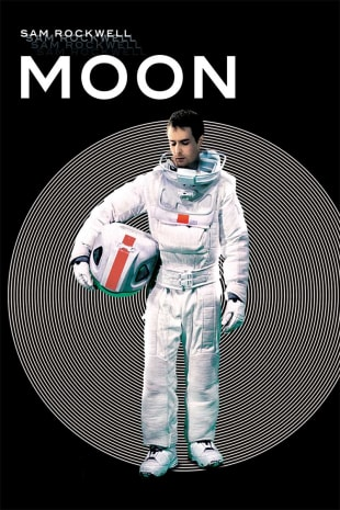 movie poster for Moon