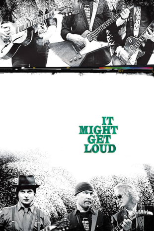 movie poster for It Might Get Loud