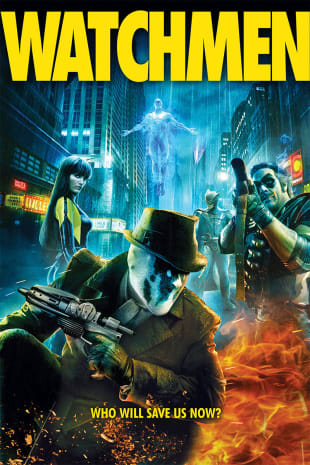 movie poster for Watchmen