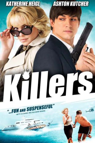 movie poster for Killers (2010)
