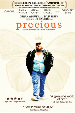 movie poster for Precious