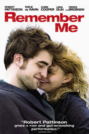 movie poster for Remember Me (2010)