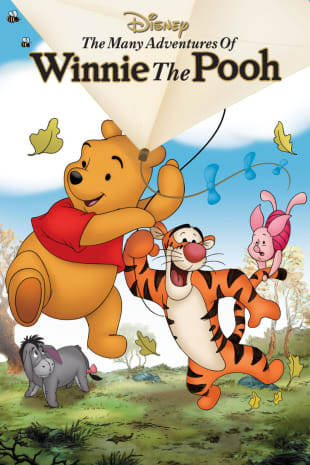 movie poster for The Many Adventures Of Winnie The Pooh