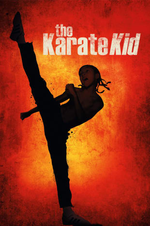 movie poster for Karate Kid (2010)