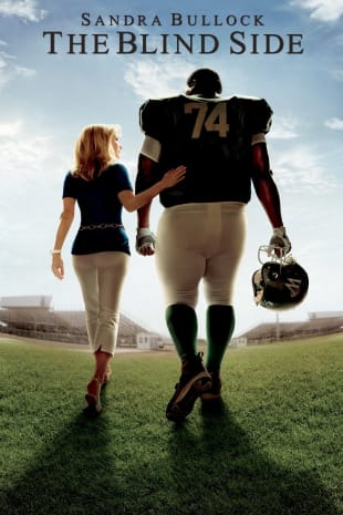 movie poster for The Blind Side