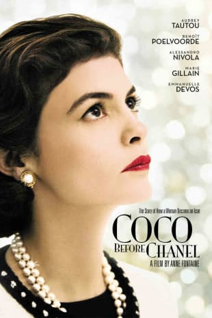 movie poster for Coco Before Chanel