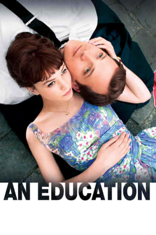 movie poster for AN Education