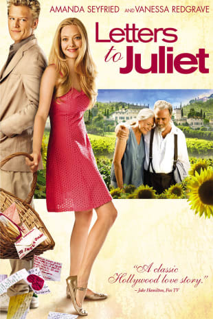 movie poster for Letters To Juliet