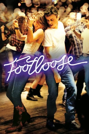 movie poster for Footloose