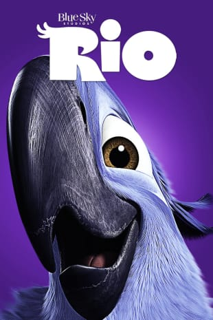 movie poster for Rio