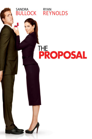 movie poster for The Proposal