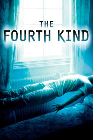 movie poster for The Fourth Kind