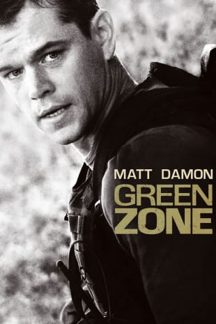 movie poster for Green Zone