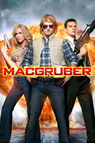 movie poster for MacGruber