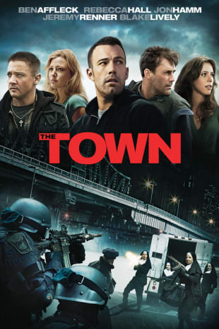 movie poster for The Town