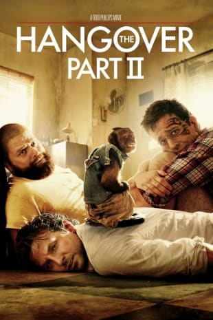movie poster for The Hangover 2