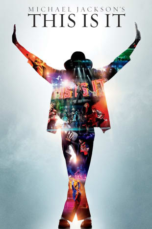 movie poster for Michael Jackson's This Is It