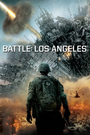 movie poster for Battle: Los Angeles