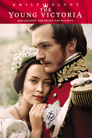 movie poster for The Young Victoria