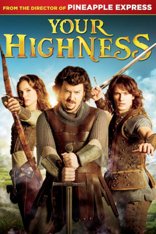 movie poster for Your Highness