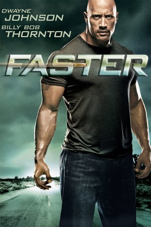 movie poster for Faster