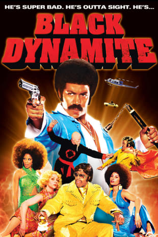 movie poster for Black Dynamite