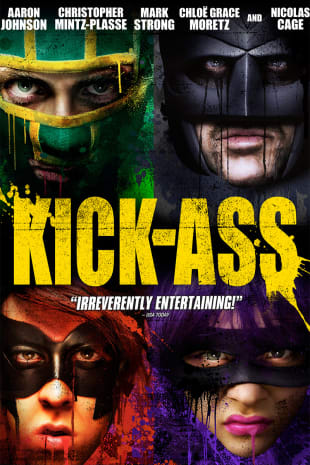movie poster for Kick-Ass