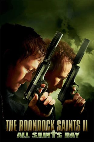 movie poster for Boondock Saints II: All Saints Day