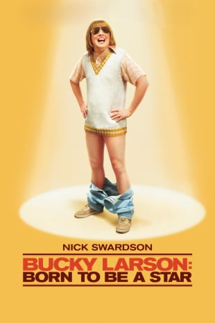 movie poster for Bucky Larson: Born To Be A Star