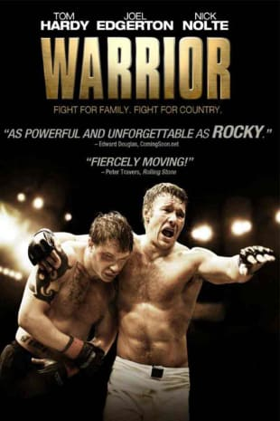 movie poster for Warrior (2011)