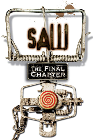 movie poster for Saw: The Final Chapter