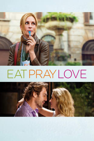 movie poster for Eat Pray Love