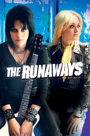 movie poster for The Runaways