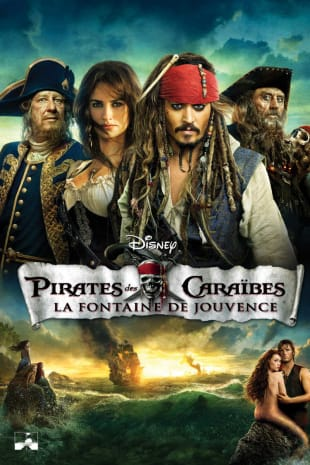 movie poster for Pirates Of The Caribbean: On Stranger Tides