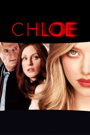 movie poster for Chloe