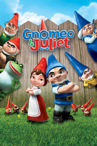 movie poster for Gnomeo & Juliet