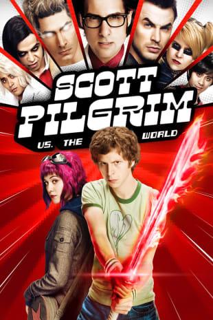 movie poster for Scott Pilgrim vs. The World
