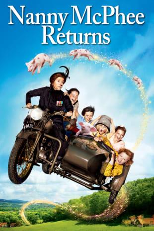 movie poster for Nanny McPhee Returns