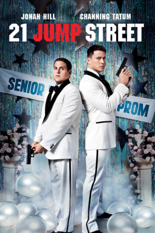 movie poster for 21 Jump Street
