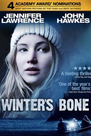 movie poster for Winter's Bone
