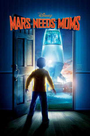 movie poster for Mars Needs Moms