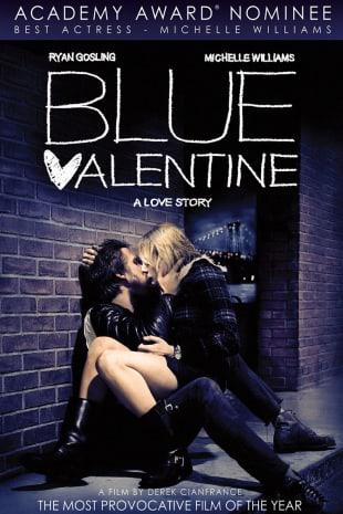 movie poster for Blue Valentine