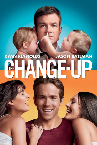 movie poster for The Change-Up