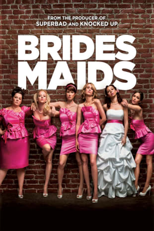 movie poster for Bridesmaids