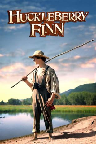 movie poster for HUCKLEBERRY FINN