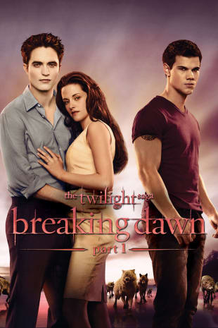 movie poster for The Twilight Saga: Breaking Dawn (2011)